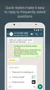 WhatsApp Business for Android - APK Download