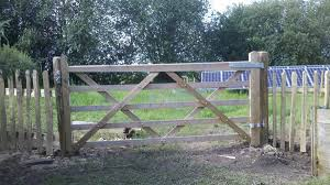 Farm Equestrian And Livestock Fencing Gallery Say It With Wood