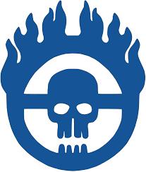 Car Window Decal Truck Outdoor Sticker Movie Madmax War Boy Skull Logo