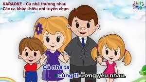 Karaoke Ba Thương Con, Bố Là Tất Cả Nhạc Thiếu Nhi Tuyển Chọn Chủ ...