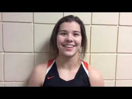 Watch: West Valley-Spokane's Jillian Taylor puts back her own shot ...