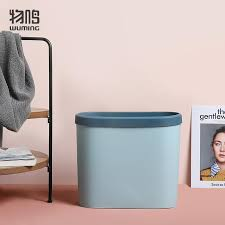 Xiaomi Slim Runway Series Trash Can Waste Basket Garbage Container For Solopick