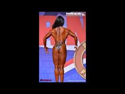 Arnold Classic 2015 Australia Figure Pro Competitor Myra Rogers - YouTube