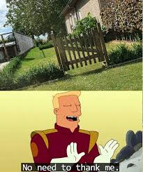 This Is How You Build A Fence Meme