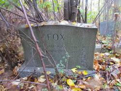 Alfonzo Fox (1854-1942) - Find A Grave Memorial