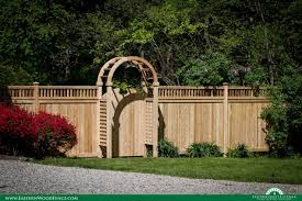 Accent Gates Make Fence Installs Look Great Illusions Fence