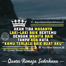 quotes remaja sederhana publicaciones facebook