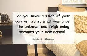 kata mutiara bahasa inggris comfort zone zona nyaman