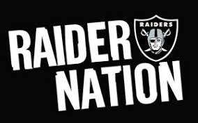 2 Oakland Raiders Nation Waterproof Vinyl Stickers 5x3 Car Decal Las Vegas Ebay
