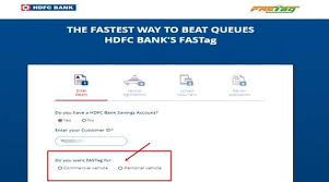 hdfc fas recharge how to fas