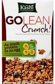 kashi go lean crunch 53 g nutrition