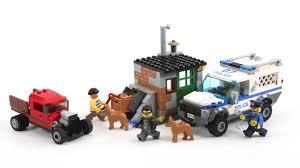 Đồ Chơi Lego City 60048 Lắp Ráp Những Chú Chó Cảnh Sát - YouTube