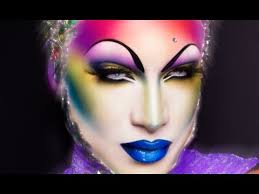 drag queen makeup tips and process