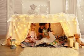 Indoor Fort Building For Kids Children S Museum Of Sonoma County
