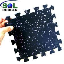 rubber roll interlocking flooring tiles
