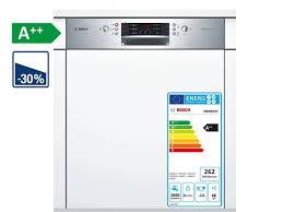 Review chi tiết máy rửa bát Bosch SMI46KS01E