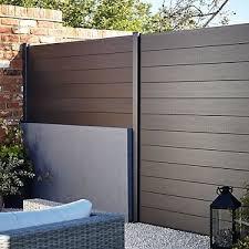 Blooma Neva Fence Slat W 1 79 M H 0 16m Pack Of 3 Fence Slats Fence Design Patio Fence