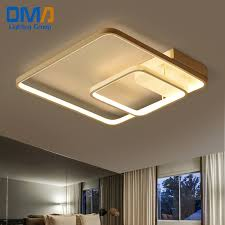 china modern surface mounted square led