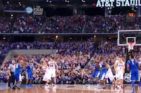 Kentucky's Aaron Harrison Hits Game-Winning 3-Pointer with 5.7 ...