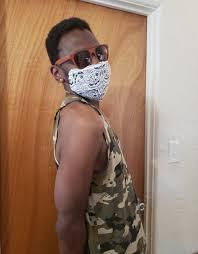 face mask as coronavirus precaution ...