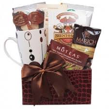 montreal starbucks coffee gift baskets