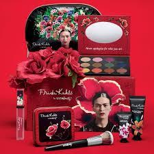 debuts dedicated frida kahlo makeup