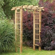 ryeford garden arch arches from