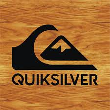 Quiksilver 5 In X 3 5 In Black Vinyl Decal Sticker Surfboard Car Window Surf 2 99 Picclick