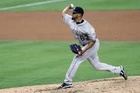 German Marquez's first major-league start provides peek into ...