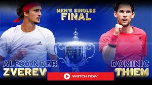 Alexander Zverev vs Dominic Thiem Live ...