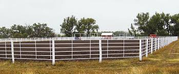 Continuous Fencing Linn Post And Pipe