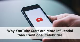 you stars are more influential than