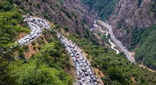 جاده چالوس با دستور قضایی بسته شد | خبرگزاری بین المللی شفقنا