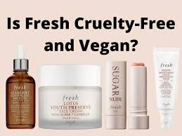 is fresh free and vegan