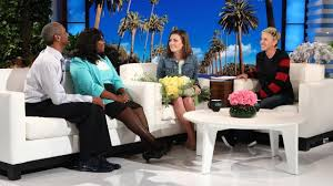 Ellen Chats with Reporter Brandi Smith & the Man She Helped Save ...