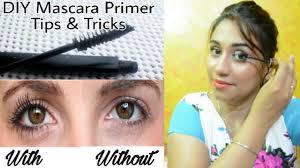 diy eyelash primer