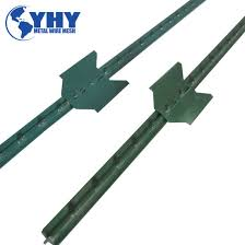 China Cheap Canada Field Fence Steel T Fence Stake Posts China Stake Steel Stake