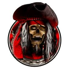 Captain Jack Pirate Decal Sticker Freakdecals Com