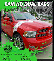 Muscle S5 2009 2018 Dodge Ram 1500 Truck Fender Decals Hood Stripes Graphics Premium 3m Vinyl Decal Kit Truck Decals Custom Graphics For Muscle Cars Elite Limit