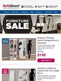 24hr furniture jewellery cabinet