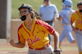 Oklahoma Class 2A softball: Dale's Addie Bell led the Pirates to a run-rule  victory