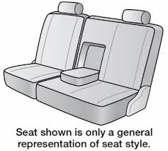 seat covers 2nd row