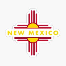 New Mexico Stickers Redbubble