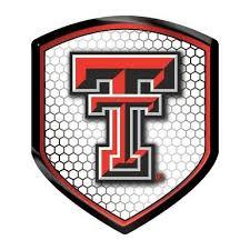 Texas Tech Red Raiders Reflector Decal Ncaa Auto Shield Team Car Mailbox Sticker 681620629712 Ebay