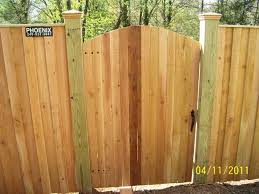 Fence Gates Phoenix Fence And Deck Gaithersburg Md Fence Gate Design Fence Design Fence Gate