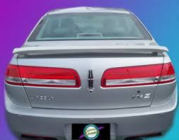 Lincoln Mkz Painted Rear Spoiler Wing Fits 2010 2011 Models