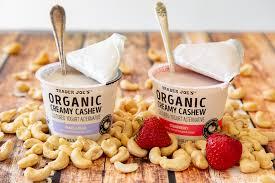 organic creamy cashew cultured yogurt