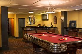take your cue planning a pool table room