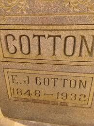 "Effa Jane ""Effie"" West Cotton (1848-1932) - Find A Grave Memorial"