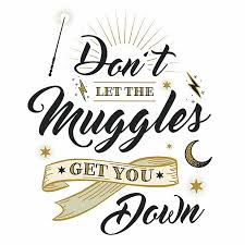Harry Potter Muggles Quote Peel Stick Wall Decal Bed Bath Beyond